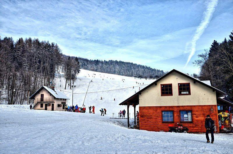 Ski Centrum Zásada
